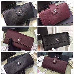 $150 Chanel wallets